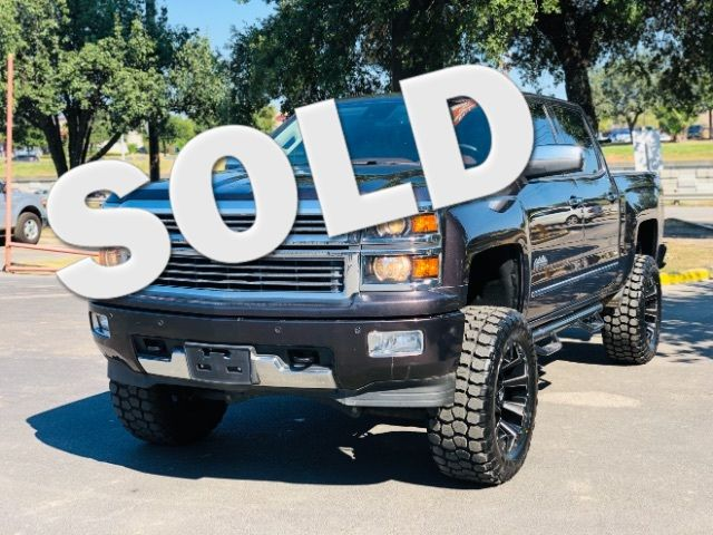 2014 Chevrolet Silverado 1500 High Country in San Antonio, TX 78233