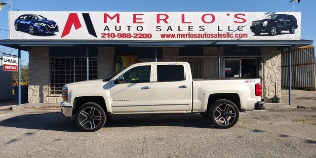 2014 Chevrolet Silverado 1500 LTZ in San Antonio, TX 78237
