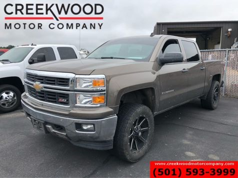 2014 Chevrolet Silverado 1500 LT Z71 4x4 Brown Leveled New Tires Black 20s Clean in Searcy, AR