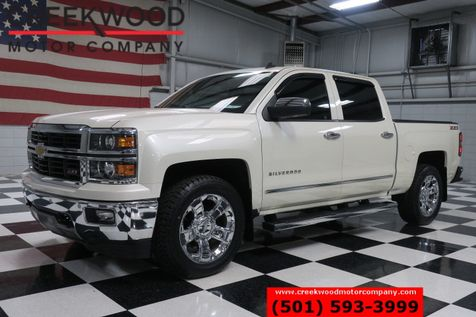 2014 Chevrolet Silverado 1500 LTZ 4x4 Z71 Low Miles 1 Owner Nav Roof Chrome 20s in Searcy, AR