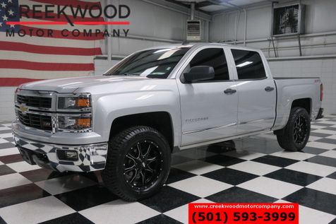 2014 Chevrolet Silverado 1500 LT 4x4 Z71 Silver 1 Owner 20s New Tires Leveled in Searcy, AR
