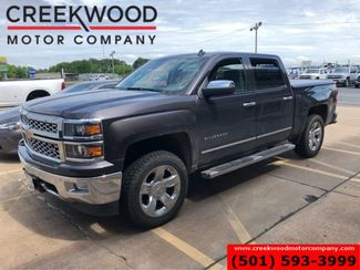 2014 Chevrolet Silverado 1500 LTZ 4x4 Gray New A/T Tires Leather Chrome 20s NICE in Searcy, AR 72143