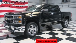 2014 Chevrolet Silverado 1500 LTZ 4x4 Z71 Black Chrome 20s Leather Sunroof Nav in Searcy, AR 72143