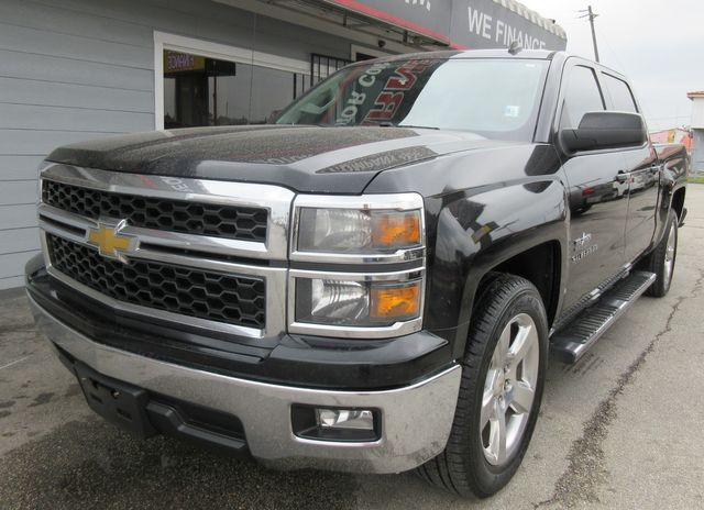 2014 Chevrolet Silverado 1500 LT south houston, TX 1