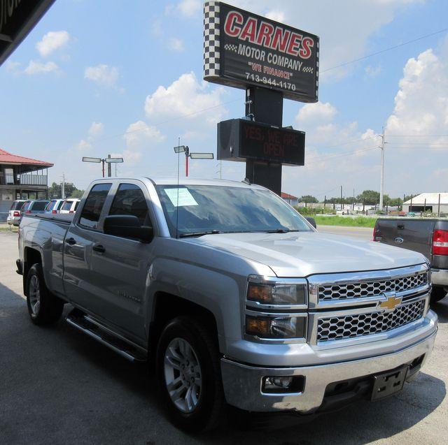2014 Chevrolet Silverado 1500 LT south houston, TX 3