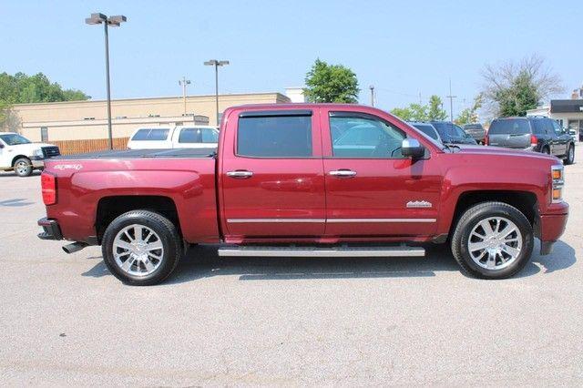 2014 Chevrolet Silverado 1500 High Country St. Louis, Missouri 3