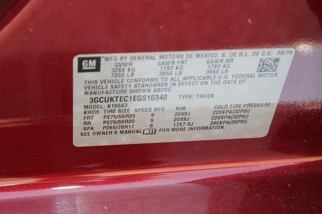 2014 Chevrolet Silverado 1500 High Country St. Louis, Missouri 25