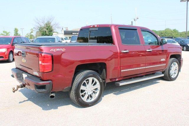 2014 Chevrolet Silverado 1500 High Country St. Louis, Missouri 4