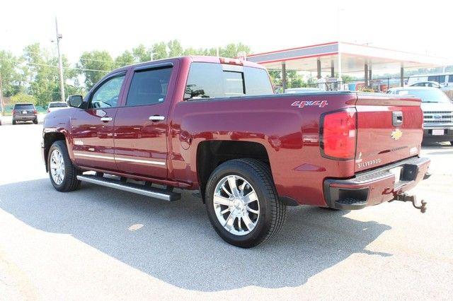 2014 Chevrolet Silverado 1500 High Country St. Louis, Missouri 6