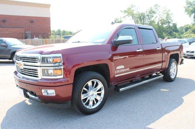 2014 Chevrolet Silverado 1500 High Country St. Louis, Missouri 2