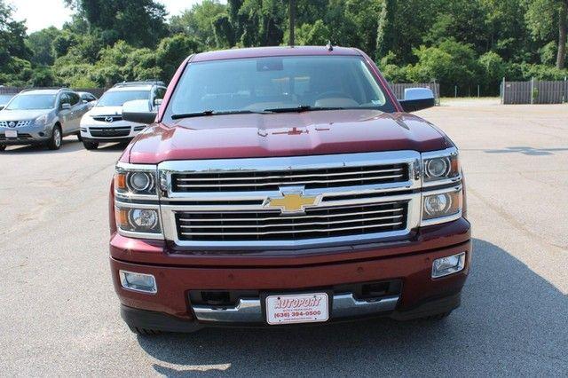2014 Chevrolet Silverado 1500 High Country St. Louis, Missouri 1