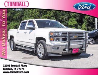 2014 Chevrolet Silverado 1500 LTZ in Tomball, TX 77375
