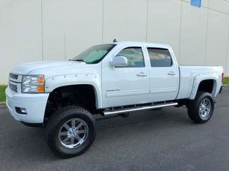 2014 Chevrolet Silverado 2500 CREW 6.6L DURAMAX LIFTED 39K MILES 4X4 in Woodbury, New Jersey 08096