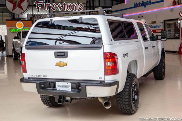 2014 Chevrolet Silverado 2500HD 4x4 in Addison, Texas 75001