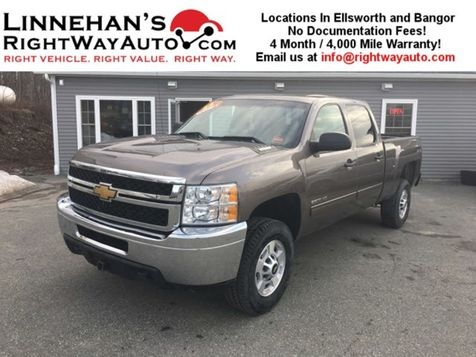 2014 Chevrolet Silverado 2500HD LT in Bangor