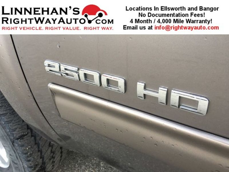 2014 Chevrolet Silverado 2500HD LT  in Bangor, ME