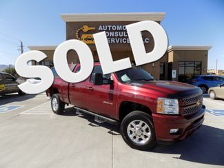2014 Chevrolet Silverado 2500HD LT 4x4 in Bullhead City, AZ 86442-6452