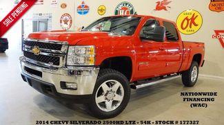 2014 Chevrolet Silverado 2500HD LTZ Z-71 4X4 DIESEL,BACK-UP,HTD/COOL LTH,54K! in Carrollton TX, 75006