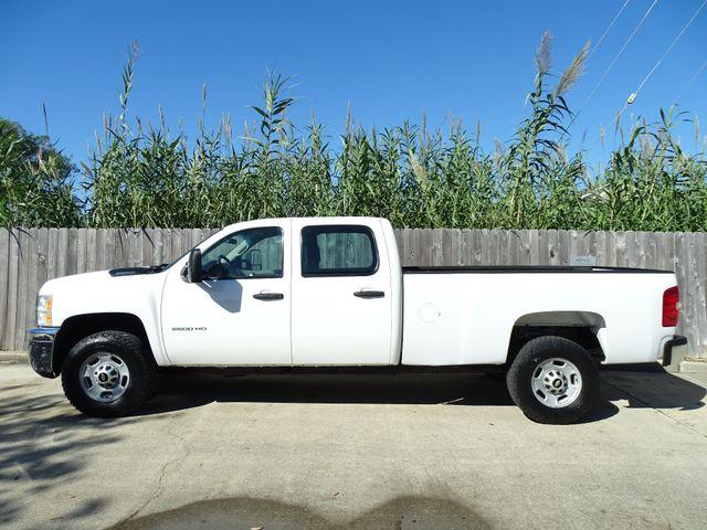 2014 Chevrolet Silverado 2500HD Work Truck Corpus Christi, Texas 4