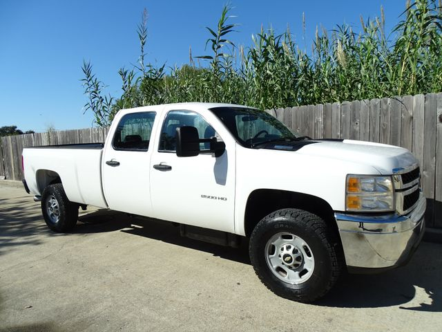 2014 Chevrolet Silverado 2500HD Work Truck Corpus Christi, Texas 1