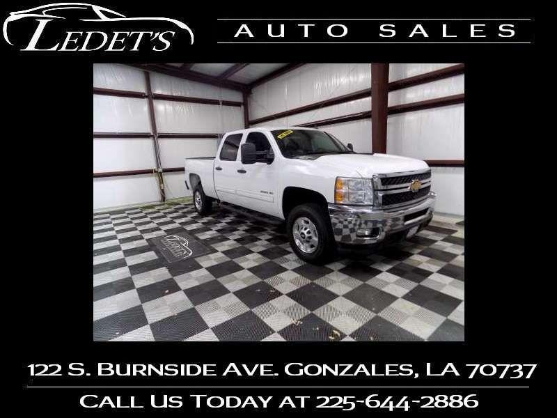 2014 Chevrolet Silverado 2500HD LT - Ledet's Auto Sales Gonzales_state_zip in Gonzales Louisiana