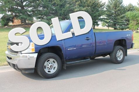 2014 Chevrolet Silverado 2500HD Work Truck in Great Falls, MT