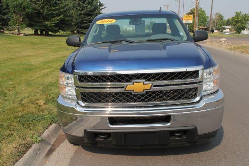2014 Chevrolet Silverado 2500HD Work Truck  city MT  Bleskin Motor Company   in Great Falls, MT