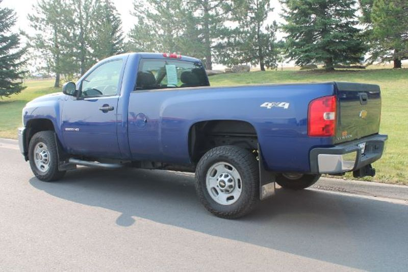 2014 Chevrolet Silverado 2500HD Work Truck  city MT  Bleskin Motor Company   in Great Falls, MT
