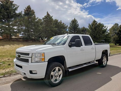 2014 Chevrolet Silverado 2500HD LTZ in Great Falls, MT