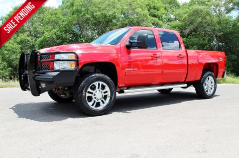 2014 Chevrolet Silverado 2500HD LT - 4x4 - LOW MILES in Liberty Hill , TX
