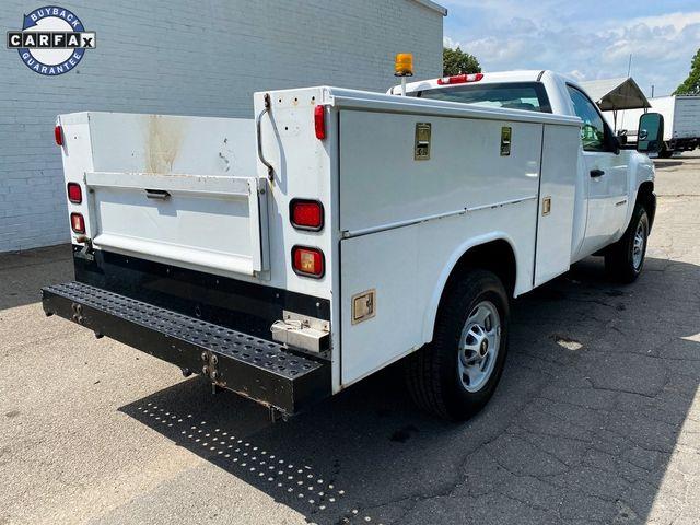 2014 Chevrolet Silverado 2500HD Work Truck Madison, NC 1