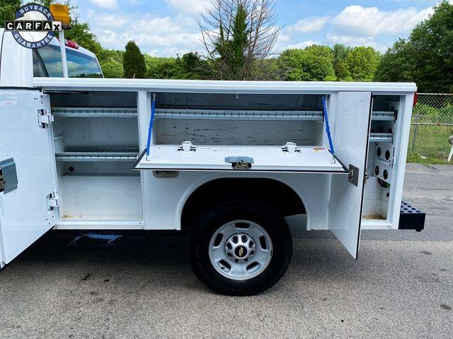 2014 Chevrolet Silverado 2500HD Work Truck Madison, NC 20