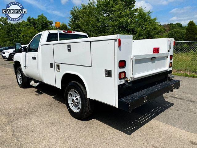 2014 Chevrolet Silverado 2500HD Work Truck Madison, NC 3