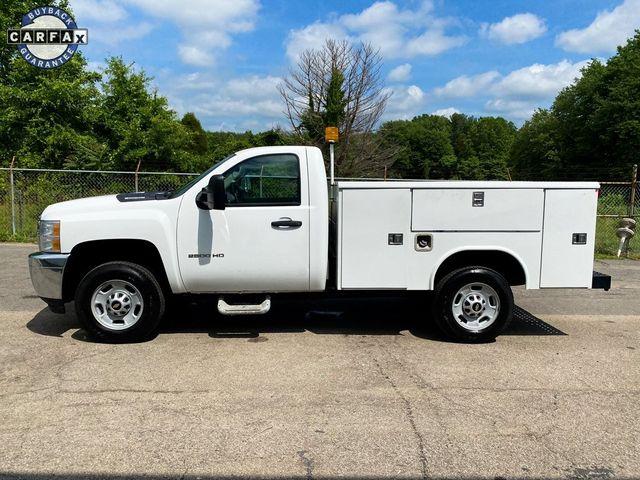 2014 Chevrolet Silverado 2500HD Work Truck Madison, NC 4