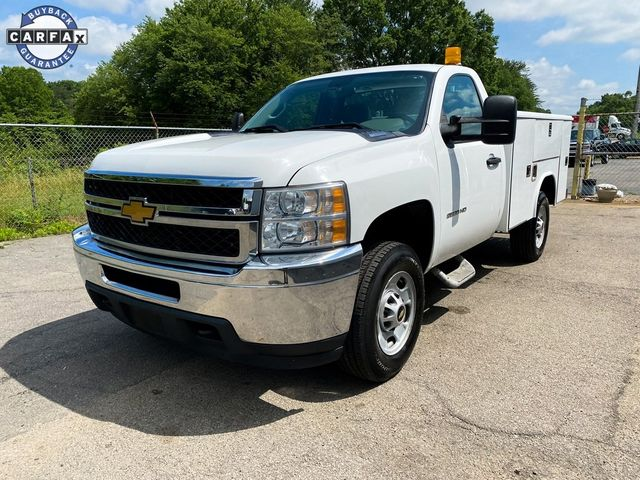 2014 Chevrolet Silverado 2500HD Work Truck Madison, NC 5