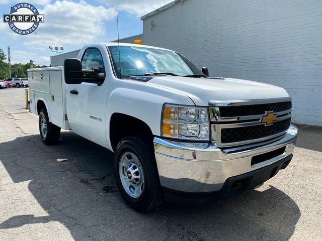2014 Chevrolet Silverado 2500HD Work Truck Madison, NC 7