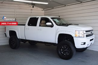 2014 Chevrolet Silverado 2500HD LTZ NEW LIFT W/CUSTOM 20'S & TIRES in McKinney Texas, 75070