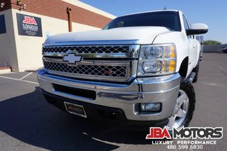 2014 Chevrolet Silverado 2500HD LTZ Z71 OFF ROAD 2500 Diesel Crew Cab | MESA, AZ | JBA MOTORS in Mesa AZ