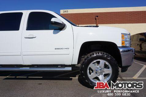 2014 Chevrolet Silverado 2500HD LTZ Z71 OFF ROAD 2500 Diesel Crew Cab | MESA, AZ | JBA MOTORS in MESA, AZ
