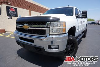2014 Chevrolet Silverado 2500HD LT Crew Cab 2500 4x4 Duramax Diesel 4WD Short Bed | MESA, AZ | JBA MOTORS in Mesa AZ