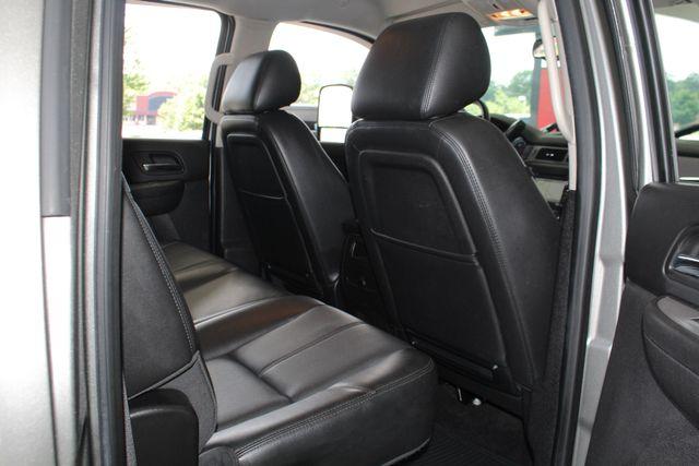 2014 Chevrolet Silverado 2500HD LTZ PLUS Crew Cab 4x4 Z71 - NAVIGATION! Mooresville , NC 39