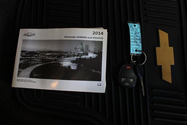2014 Chevrolet Silverado 2500HD LTZ PLUS Crew Cab 4x4 Z71 - NAVIGATION! Mooresville , NC 19