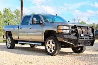 2014 Chevrolet Silverado 2500HD LT Crew 4x4 6.6L Duramax Diesel Allison Auto Sealy, Texas 1