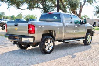 2014 Chevrolet Silverado 2500HD LT Crew 4x4 6.6L Duramax Diesel Allison Auto Sealy, Texas 11