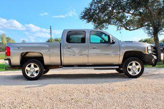 2014 Chevrolet Silverado 2500HD LT Crew 4x4 6.6L Duramax Diesel Allison Auto Sealy, Texas 12