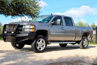 2014 Chevrolet Silverado 2500HD LT Crew 4x4 6.6L Duramax Diesel Allison Auto Sealy, Texas 5