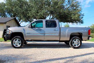 2014 Chevrolet Silverado 2500HD LT Crew 4x4 6.6L Duramax Diesel Allison Auto Sealy, Texas 6