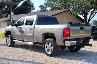 2014 Chevrolet Silverado 2500HD LT Crew 4x4 6.6L Duramax Diesel Allison Auto Sealy, Texas 7