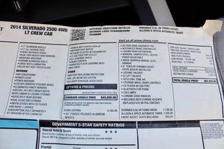 2014 Chevrolet Silverado 2500HD LT Crew 4x4 6.6L Duramax Diesel Allison Auto Sealy, Texas 74