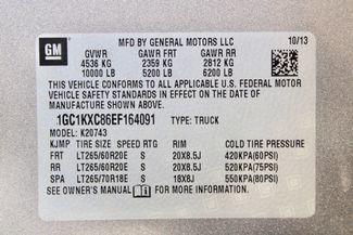 2014 Chevrolet Silverado 2500HD LT Crew 4x4 6.6L Duramax Diesel Allison Auto Sealy, Texas 75